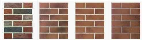 Отделочные материалы для фасадов частных домов - плитка и керамогранит