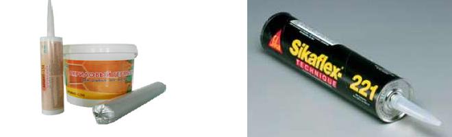 Обработка сруба - заделка трещин