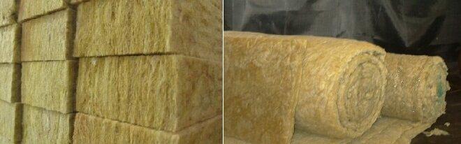 Утепление потолка в бане минеральной ватой