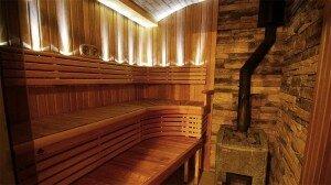Фото баня внутри 14