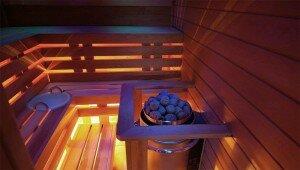 Фото баня внутри 25