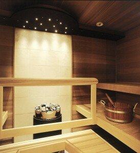 Фото баня внутри 9
