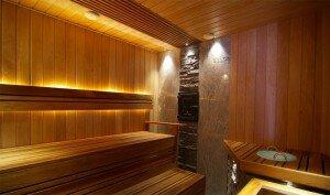 Фото баня внутри 23