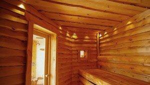Фото баня внутри 22