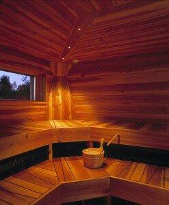Фото баня внутри 21