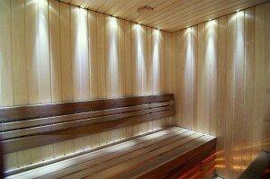 Фото баня внутри 20