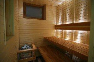 Фото баня внутри 19